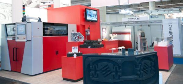 Short-seller Citron takes aim at 3D printer maker voxeljet, shares fall