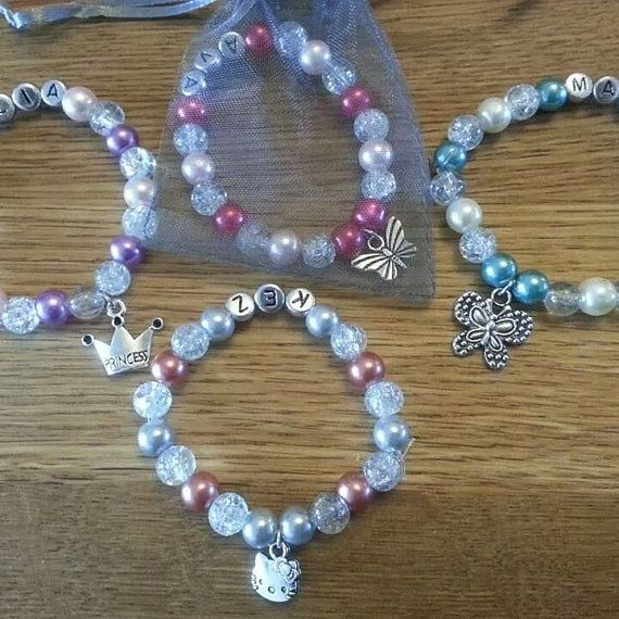 Check out this item in my Etsy shop https://www.etsy.com/uk/listing/222989116/girls-elasticated-bracelets-childrens