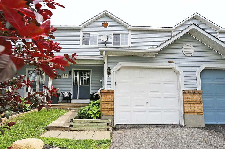SOLD in TWO days!!! STITTSVILLE.  Great updated town in Stittsville!  New roof, new hardwood floors, new furnace, freshly painted and lots of updates!  Come take a look!