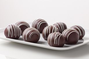 Triple-Chocolate Cookie Balls | Jell-O Recipes