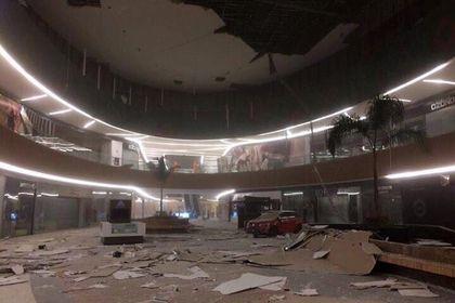 Количество жертв землетрясения в Мексике выросло до 58       Число жертв землетрясения в Мексике увеличилось до 58 человек. Ранее сообщалось о 32 погибших. Наибольший ущерб был нанесен южной части страны. В городе Хучитан в штате Оахака разрушены ратуша, гостиница и множество других зданий. Из-за подземных толчков раскололось надвое здание отеля в городе Матиас-Ромеро.