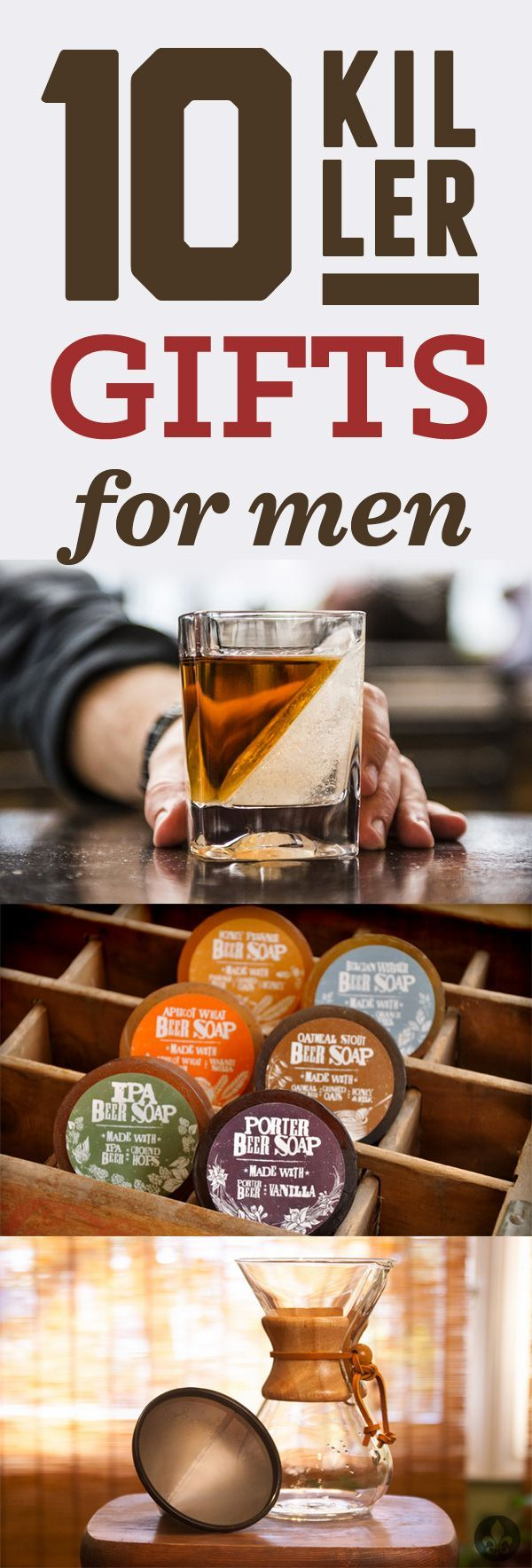 10 Killer Gifts Every Man Must Have Gift S Homemade