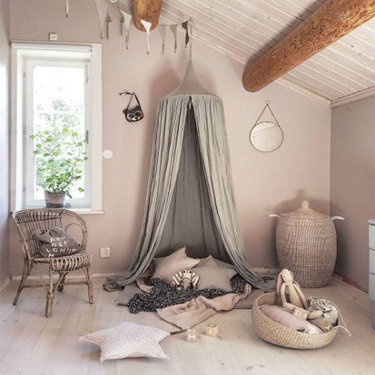 M s de 25 ideas incre bles sobre cama cunas para bebes en - Dosel cama nina ...