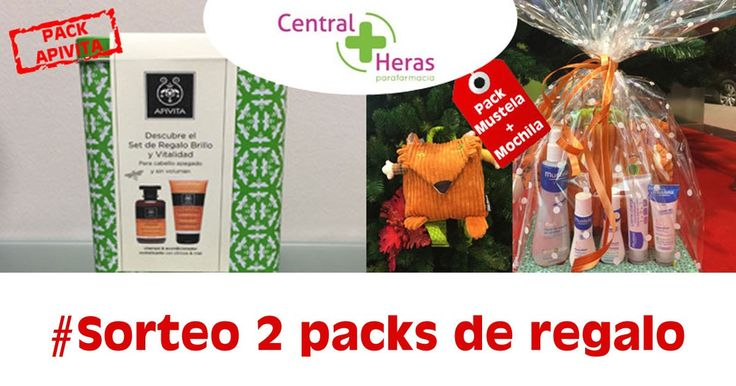"Sorteo 2 packs de regalo ""Reyes 2016"""