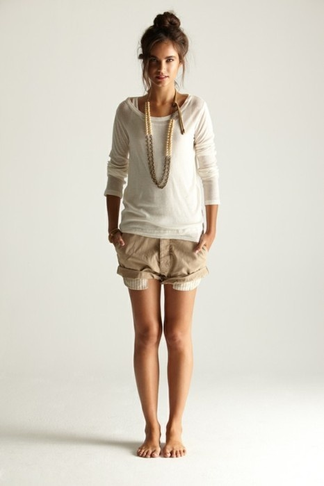 love neutral. #clothing style-inspiration
