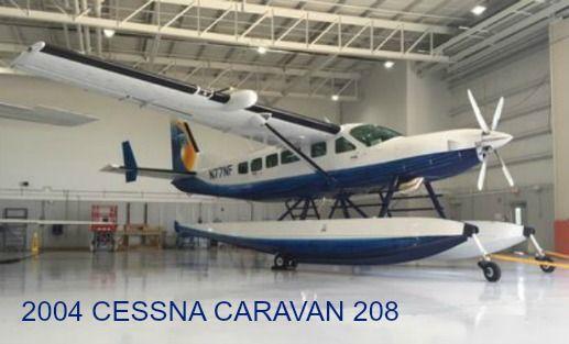 #FeaturedListing 2004 Cessna Caravan 208 available at trade-a-plane.com.
