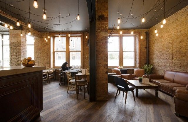 25 Best Ideas About Coffee Shop Lighting On Pinterest