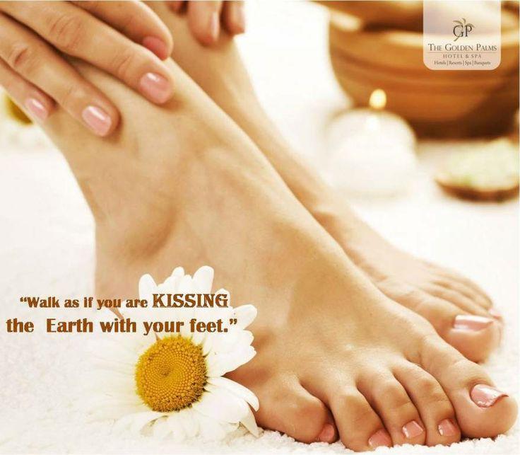 happy relax foot massage