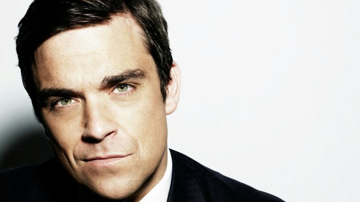 Robbie Williams #handsome