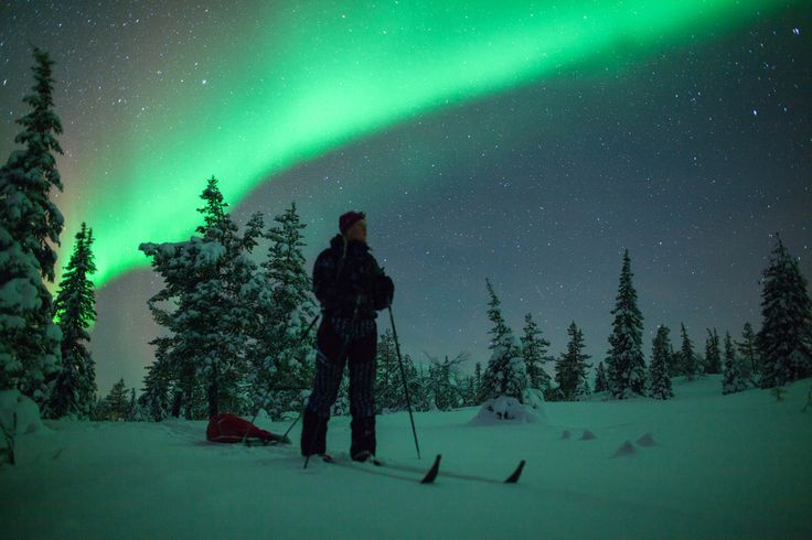 And the Northern Lights aren't all they cracked up to be. | 38 Reasons You Should Never Visit Finland