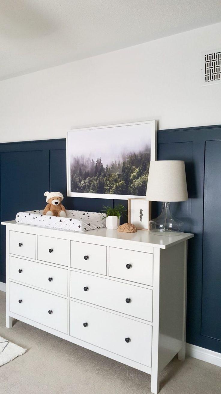 Table à langer Woodland moderne   – Dream home