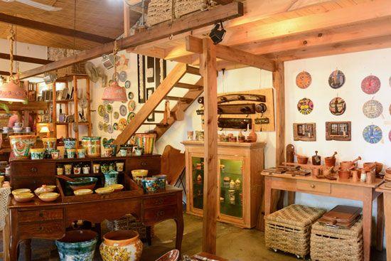 Peldaños, en Colonia del Sacramento, Uruguay (por más info: www.lacitadina.com.uy)