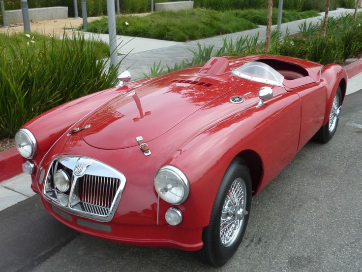 Best MGA Images On Pinterest Vintage Cars Cars And Br Car - Cool cars vintage