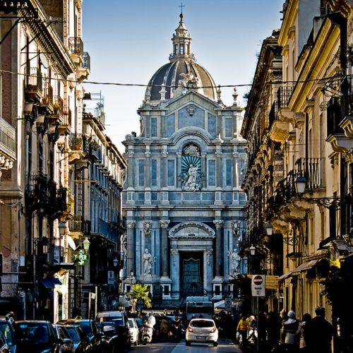 Catania, Sicily, Italy (by pierpmont!)