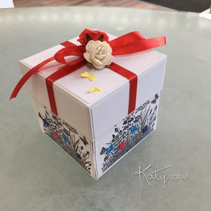 Fler BLOG | Katy scrap / Nové svatební krabičky 2016 II.