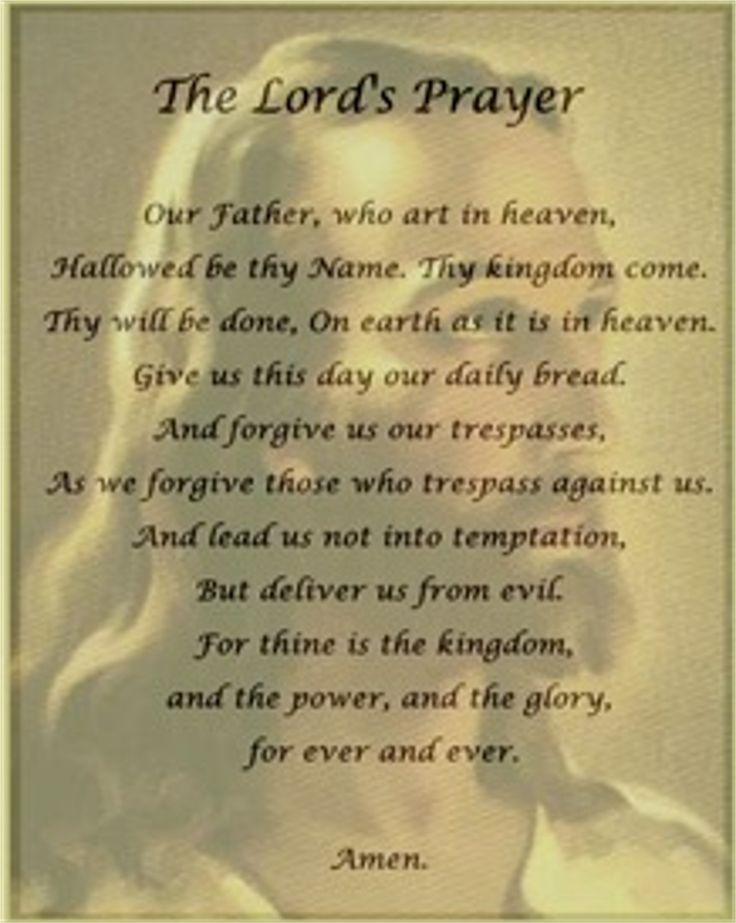 the lord s prayer | the-lords-prayer | Clinton Ma Tea Party