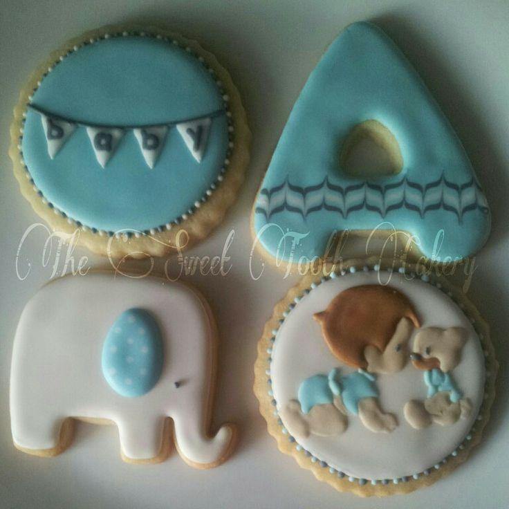 baby boy baby shower sugar cookies more shower ideas boy baby showers