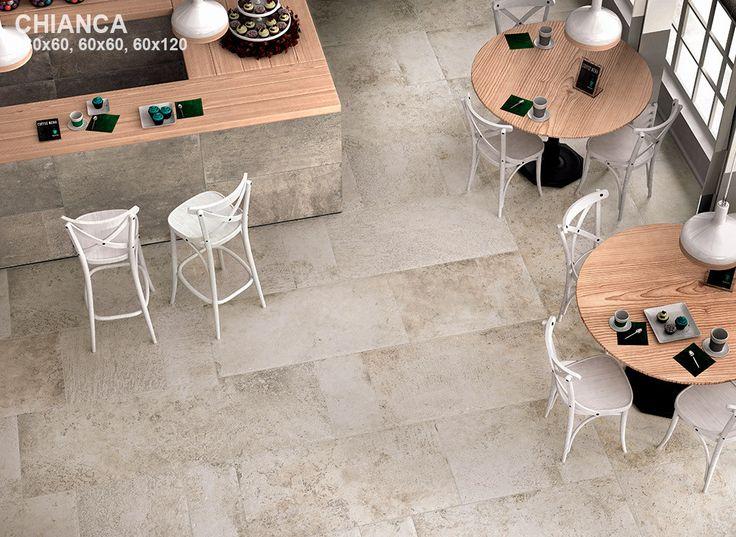 Prachtige lichte getrommelde tegels in module gelegd (21, keramische vloertegel, tegelvloer, woonkamer, keuken, hal) Tegelhuys
