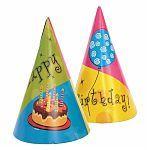Всё что нужно для праздника или вечеринки: гирлянды, колпачки свечи, фейерверки