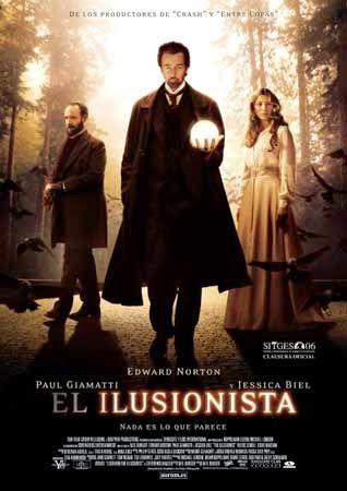 Cinelodeon.com: El ilusionista. Neil Burger. DVD.Blu.ray