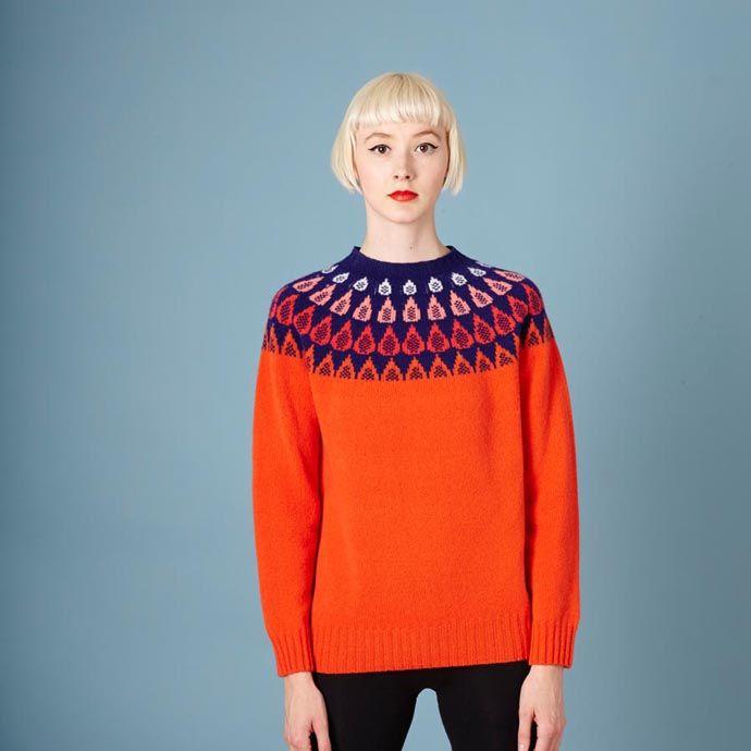 Donna Wilson sweater