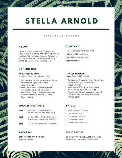 11 best Resume Design images on Pinterest Design resume, Resume - florist resume