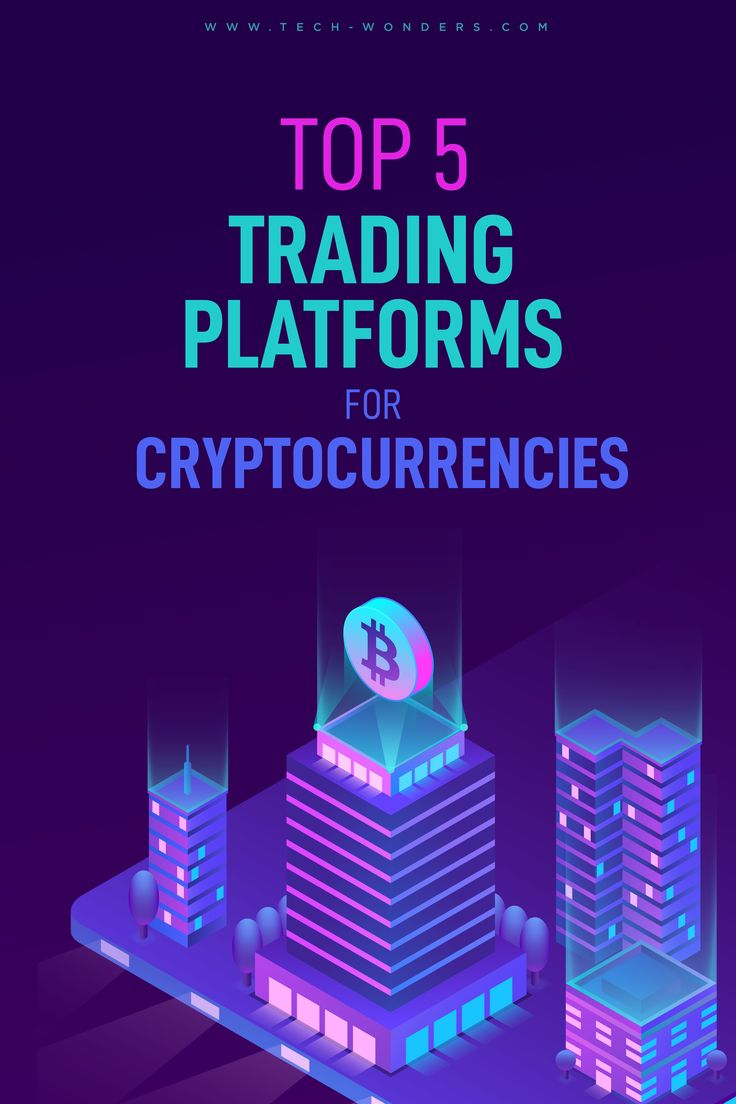Top 5 Trading Platforms for Cryptocurrencies tech-wonders.com/?p=22826   #CryptocurrencyTradingPlatforms #CryptocurrencyPlatforms #BitcoinTradingPlatforms #CryptocurrencyTrading #Bitcointrading #cryptotrading
