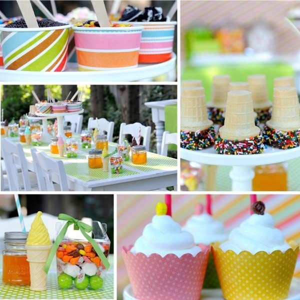 Happy Wish Company | Parties and coordinating products sure to make your treasured child's party moments memorable.: Ice Cream Parties, Kids Parties, Parties Supplies, Child Parties, For Kids, Birthday Parties, Parties Moments, Birthdays Party'S, Girls Parties