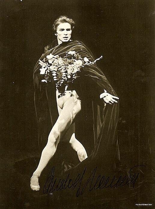 Image result for ballet dancer rudolf nureyev