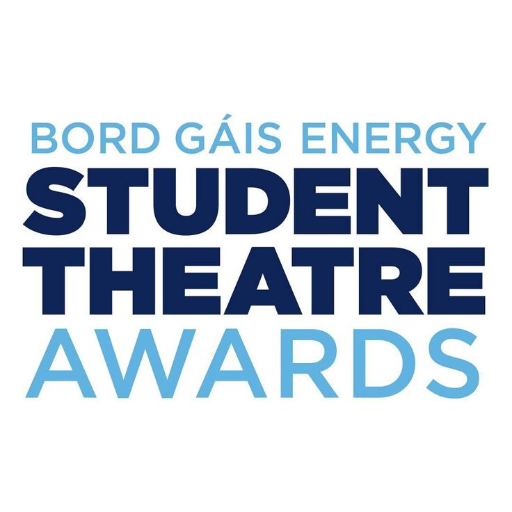 Well done to all the Bord Gáis Energy Student Theater Awards winners and participants. #BGESTA Bord Gáis Energy Theatre #wcportfolio #design #work