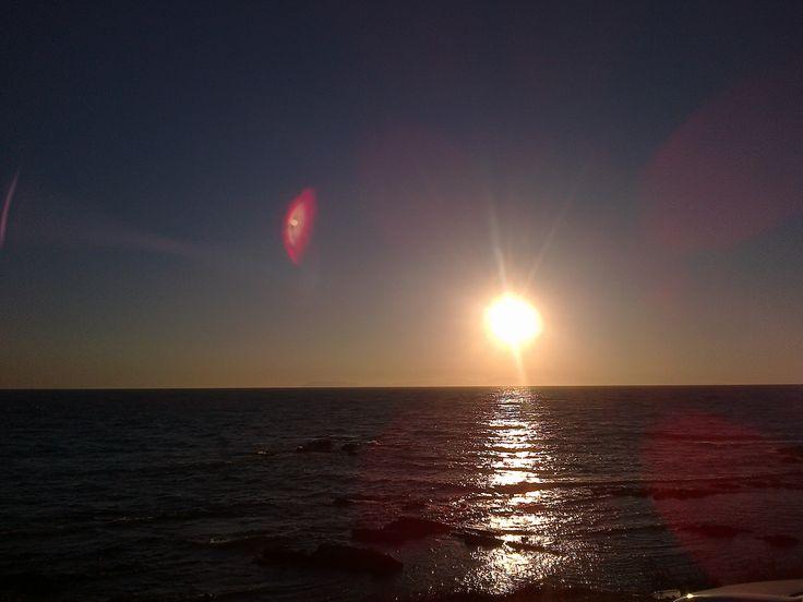Sunset skafidia ilia
