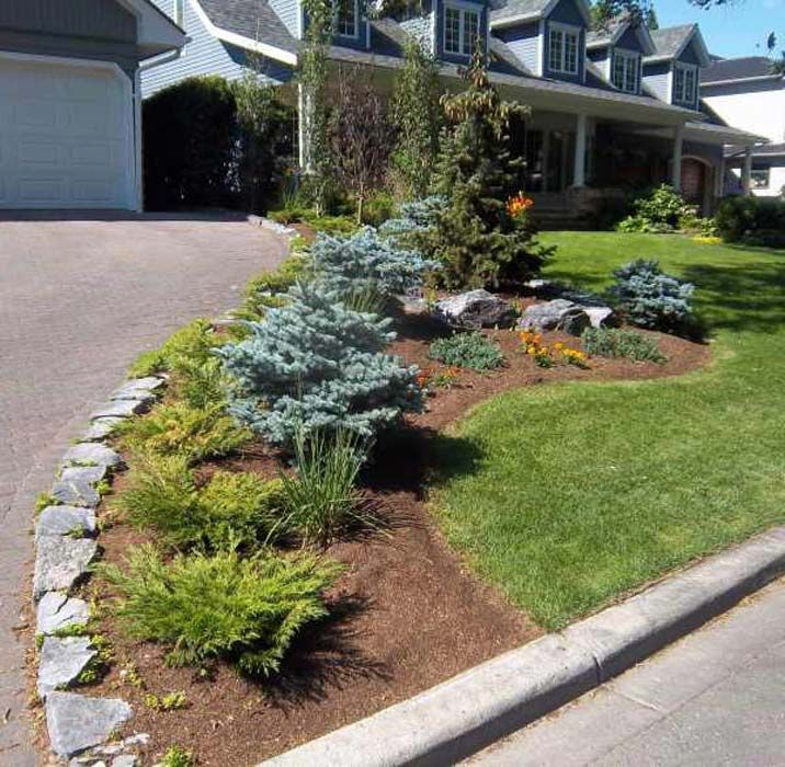 25 Best Ideas About Driveway Lighting On Pinterest: Best 25+ Driveway Landscaping Ideas On Pinterest
