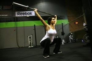 Get in shape for your big day with Crossfit Las Vegas! Crossfit Max Effort is awesome!