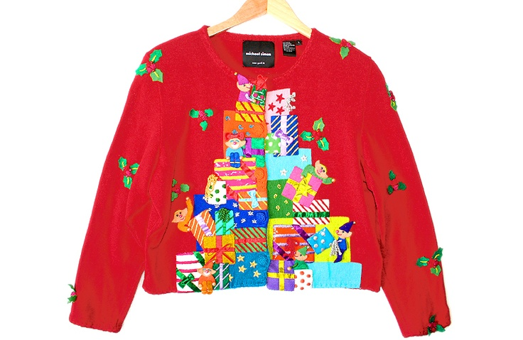 Michael simon christmas sweater – Cheap online clothing stores