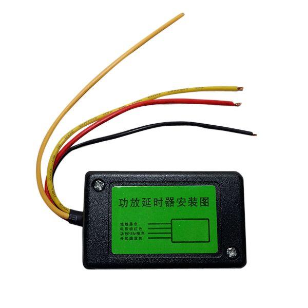 Coche amplificador de audio unidad de retardador de tiempo FH-206