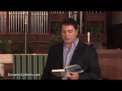 Matthew Kelly-  7 Pillars of Catholic Spirituality