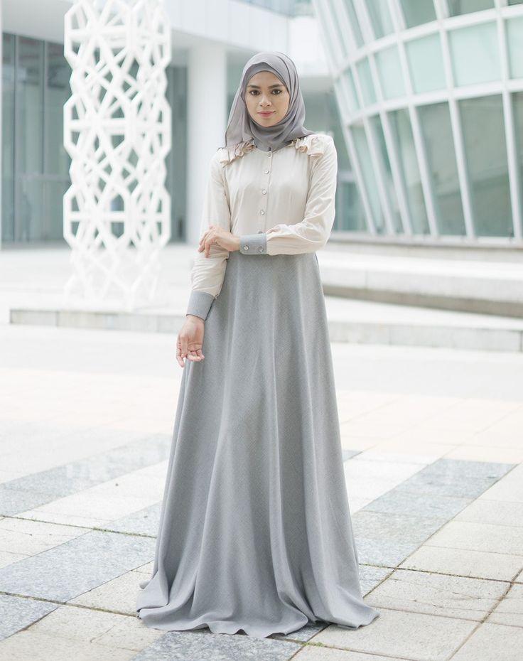Konveksi maxi dress jakarta