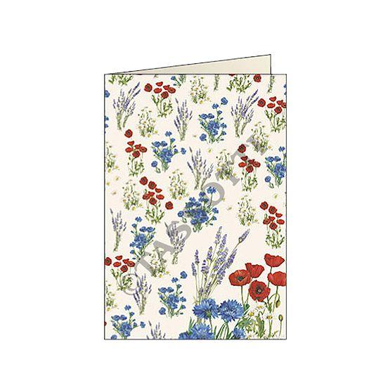 """Biglietti d'auguri Tassotti """"Piccoli fiori di campo"""" - Greeting cards Tassotti """"Piccoli fiori di campo""""- Tarjetas de felicitaciòn Tassotti """"Piccoli fiori di campo"""""""