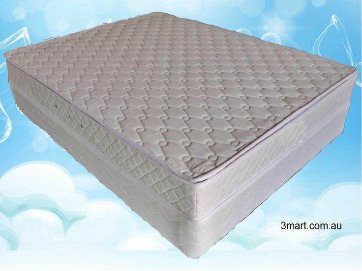 3mart - Berlin Pillow top Queen Mattress, $349 . #Beds #OnlineShopping #BedsMattresses #Mattresses