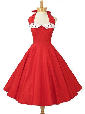 1000  images about Vintage Dresses on Pinterest  Day dresses ...