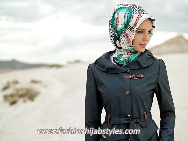 Hijab Fashion 2013 | hijab abayas 2013 fashion (3)