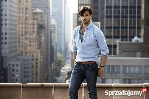 koszula armani jeansowa  #facet #dlafaceta #mezczyzna #faceci