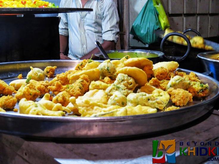 Baroda Street Food