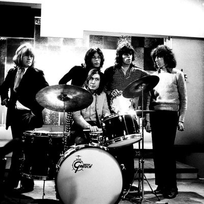 Smashing Tympan, Charlie Watts,  Membranophone, Fabulous Rolls, Beautiful Stones, The Rolls Stones, Drums, The Rolling Stones, Mick Jagger