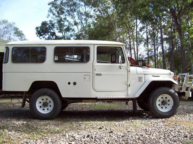TOYOTA V8 LANDCRUISER TROOPY Offroad Vehicles - CarHubSales.com.au