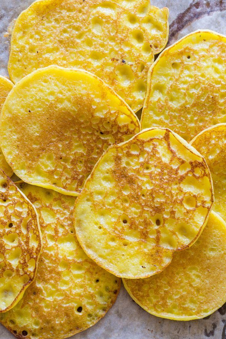 Cachapas - Venezuelan Corn Pancakes