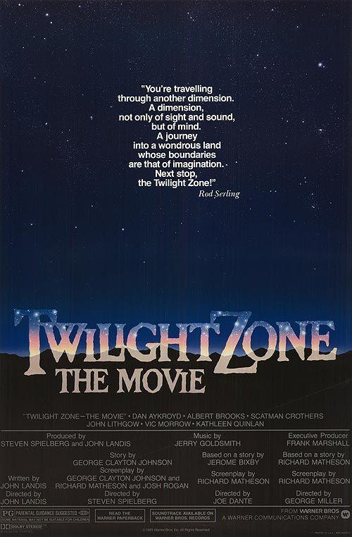 Twilight Zone: The Movie (1983) Movie Review