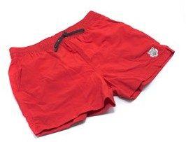 Kenzo Mens Red Bathing Suit Swim Shorts.