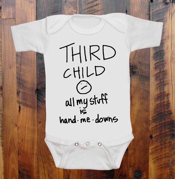 best  third child ideas on   third child announcement, Baby shower invitation