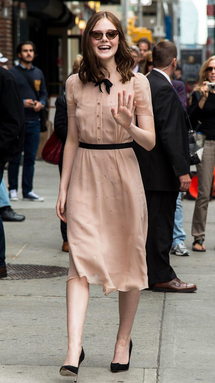 75 of Elle Fanning's Prettiest Looks  - ELLE.com